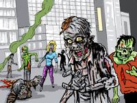 Zombie Apocalypse contest entry