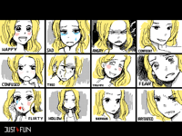 Some EXPRESSIONS (Remake)