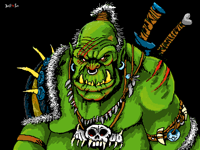 Orc Warrior (reloaded)