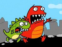Dino attack reloaded