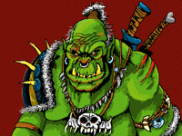 Orc Warrior