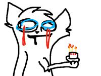 I am a CAKE :x c: