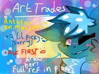 Art tradessss!