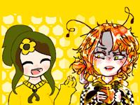 ☆Honey collab @Itzz_Sunflowrx ☆