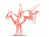 Horse [cycle practice]