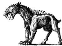 Creature #1