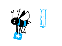 Bee (for @winterical)