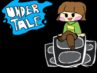 Undertale but its fnf based