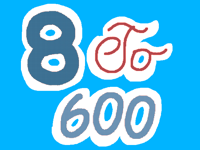 8 To 600 Followers :D