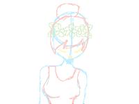 Flower Crown WIP