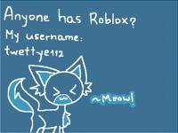 Who has Roblox?