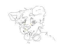 ugly dog XD