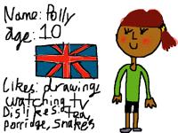 Meet Polly_Parrot_Animates!