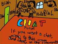 Chat room - come for a chat!