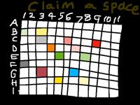 Claim a space!