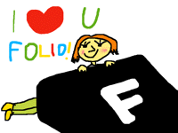I LOVE U FOLIO!