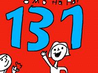 OMG ha ha! 131 followers!