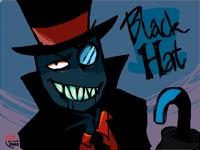 Black hat :0