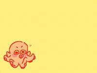 Jeg syntes jeg ka høre Henriette blæksprutteee-