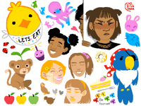 Moreee doodles