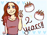 Yeee anniversary timee