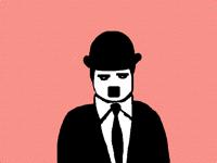 Creepy Chaplin (flash warning)