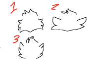 Furry oc making (HEADS) <Wolves/Cats/whatever>