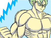 Blue Goku