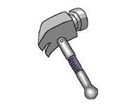 The Futuristic Hammer