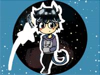 chibi: one starry demon boi