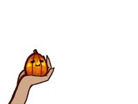 Have a cute lil pumpkin