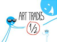 Art Trades? (I'm a lil picky)