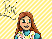 MEET THE ANIMATOR- Poni (400 frames) Q&A ALSO OPEN