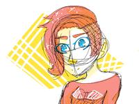 Human side-cut fluttershy OwO