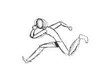 Running cycle