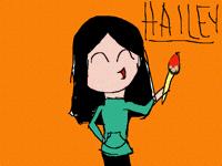 New OC: Hailey