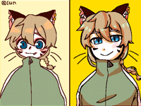 Draw Eun in your style!
