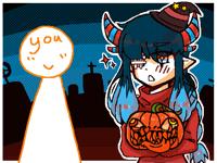 Pumpkin Collab with plasma?