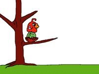 poor little bird