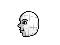 head 3D