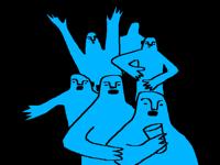 Techno party