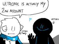 Ultronic is actually my 2nd account