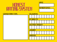honest rating system