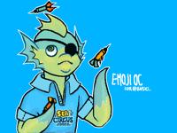 emoji oc for @BnSkL