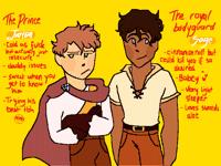 the royal gays