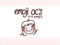 emoji oc's (:
