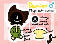 Damien reff 2019